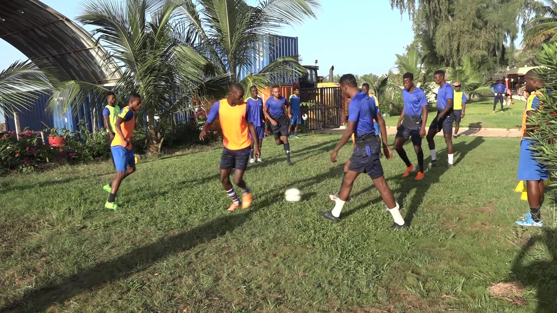 Entraînement ESAE FC